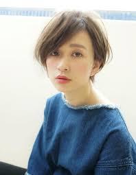 バックシルエットが綺麗な髪型 ヘアカタログ Hair Style Short