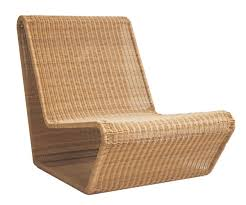 6733 wave outdoor lounge chair