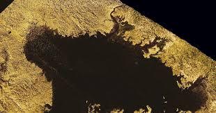 Lagos de metano