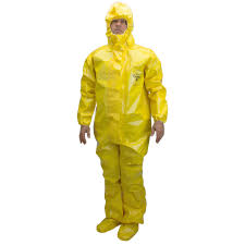 Tychem Size Chart Dupont Tychem 9000 Protective Hazmat Coverall Br128t 2 Case