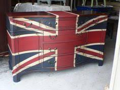 union jack furniture.  Union SPECIAL ORdER  Super English CHiC Union JACK Flag Wood Buffet Sideboard  Special Orders AVAILABLE And Jack Furniture