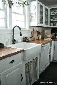 White Farmhouse Sink Farmhouse Kitchen Sink Double White Farmhouse
