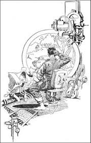 ilration by roy krenkel jul 11 1918 feb 24 1983 ink