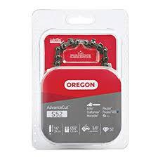 Echo Chainsaw Chain Chart Oregon S52 Advancecut 14 Inch Chainsaw Chain Fits Craftsman Echo Homelite Poulan