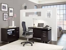 cool ideas office design for small spaces awesome white grey glass stainless unique design home awesome home office ideas small spaces