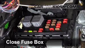 interior fuse box location ford star ford interior fuse box location 2004 2007 ford star 2005 ford star limited 4 2l v6