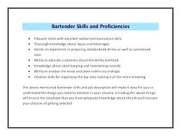 Resume For Bartender Interesting Resume Now Contact Samples Sample Bartender Nightclub Within