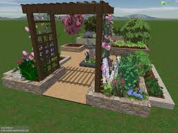 Small Picture Garden Design Plans Best Layout Home Custom Garden Trends