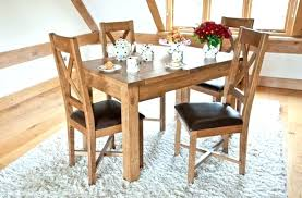 small dining table for 4 kitchen tables extendable kitchen table solid oak small extending dining table