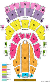 Hult Center Mezzanine Seating Chart Seating Charts Hult Center For The Performing Arts Induced