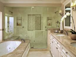 Bathroom Gorgeous Bathroom Shower Remodel Featuring Twin Bathroom - Bathroom cabinet remodel