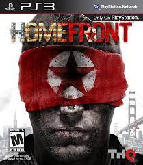 Homefront Playstation 3 US : Amazon.de: Games