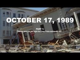Image result for On October 17, 1989,