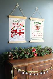 the craft patch printable vintage style christmas posters i designed two vintage inspired christmas posters that i m offering as printables i love how this project turned out and i have been so excited to