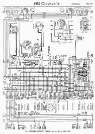 1958 chevy voltage regulator wiring 1958 automotive wiring diagrams chevy voltage regulator wiring wiring diagram for 1958 oldsmobile all models