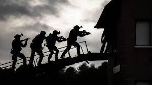 """Geil voor burgeroorlog: linkse extremisten roepen op tot een gewapende strijd tegen """"nazi-Duitsland"""""""