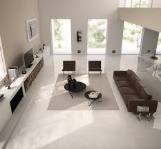 Polished Kitchen Floor Tiles Get Creative With Concrete And Stone Effect Tiles San Gimignano
