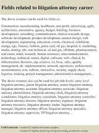 16 senior attorney resume