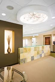 beautiful office designs. Beautiful Office Reception Area Design With Modern Pendant Light And Floor Rugs Designs