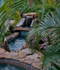 Grotto Design With Pond The Worlds Newest Photos Of Backyard And Grotto Flickr