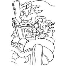 Small Picture Top 25 Free Printable Dragon Tales Coloring Pages Online