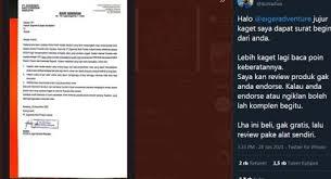 populer money ceo eiger minta maaf. Mengaku Salah Eiger Minta Maaf Terkait Surat Keberatan Review Produk