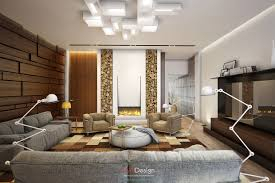 Modern Cottage Living Room Luxurious Modern Cottage With Rich Warm Textures