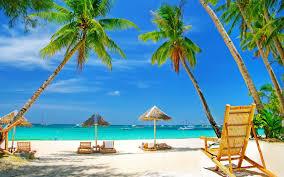 Free Desktop Wallpaper Beach ...