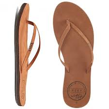 reef leather uptown womens sandals cocoa