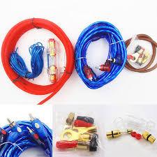 1500w 8ga car audio subwoofer amplifier amp wiring fuse holder 1500w 8ga car audio subwoofer amplifier amp wiring fuse holder wire cable kits