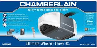 chamberlain whisper drive garage door openerChamberlain Whisper Drive Garage Door Opener only 18999 reg