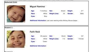 Amber Alert issued for 7-month-old out ...