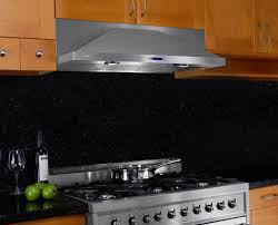 elica emd530s2 30 inch under cabinet range hood with 520 cfm internal blower 4 blower sds halogen lamps electronic controls lcd display and