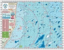 Home Port Chart 16 Manasquan Barnegat Inlets Shark River