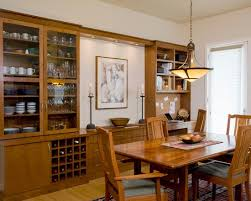 Dining Room Storage Units Set