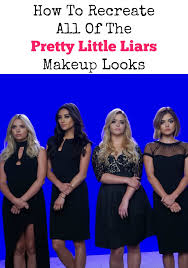 each of the pretty little liars makeup looks are so diffe check out these tutorials