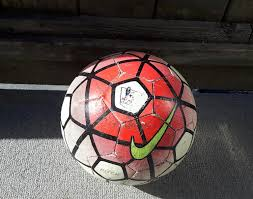 Best Red Nike Pitch Premier League Soccer Ball - Size 5 for sale in  Gibsons, British Columbia for 2021