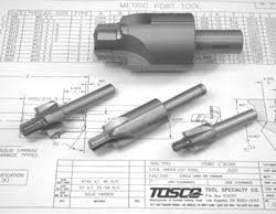 Port Tool Chart Tosco Tool Specialty Company Port Tools