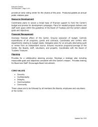 director job description executive director job description 201807123 3 the deaf hard of