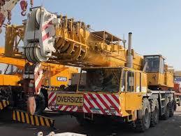 Demag Ac 100 Load Chart Demag Ac265 All Terrain Crane Rental Service In Panvel Navi