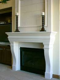 bedford fireplace mantel
