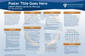 Free Powerpoint Poster Template Franciscan Missionaries Of Our Lady Health System Research