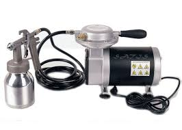 220v mini air compressor for painting spraying membrane compressor 1 2hp power