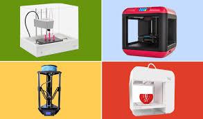 3d Printer Comparison Chart 2018 Top 16 Best Cheap 3d Printers 2019 3dnatives