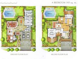 plan and site development to enlarge mahogany place