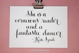 Kate Spade Quotes Classy Kate Spade Backgrounds Quotes On QuotesTopics