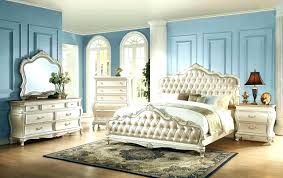 Gold Bedroom Furniture Sets Rococo Antique Chest Of Drawers White ...