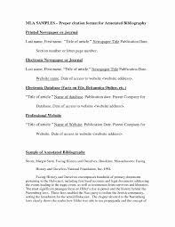 14 Elegant Mla Works Cited Page 2016 Maotme Lifecom Maotme Lifecom