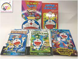 Chỉ 133,000đ - Combo Truyện Tranh Doraemon 5 Tập