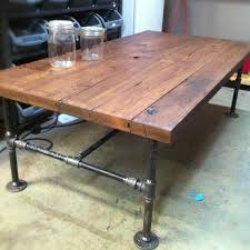 deck wrought iron table. 48966bfbdefb1cfe70b4f9e9c35 Likable Furniture Made Of Old Decking Custom Barn Wood Cast Iron Skate Deck Coffee Table Wrought O